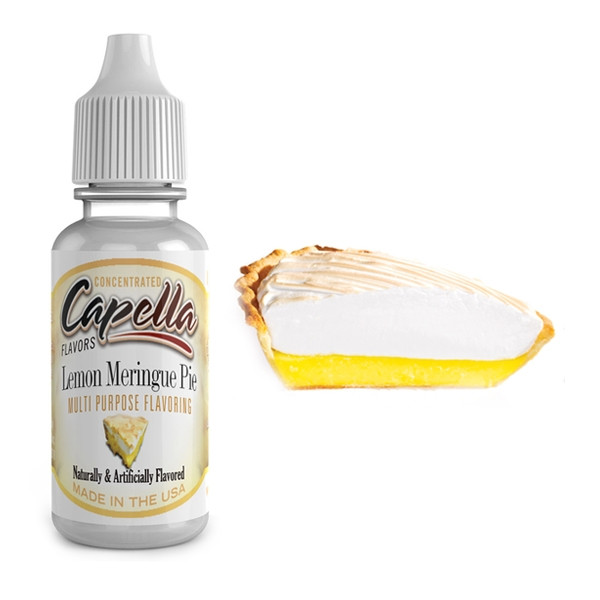 CAPELLA LEMON MERINGUE PIE AROMA