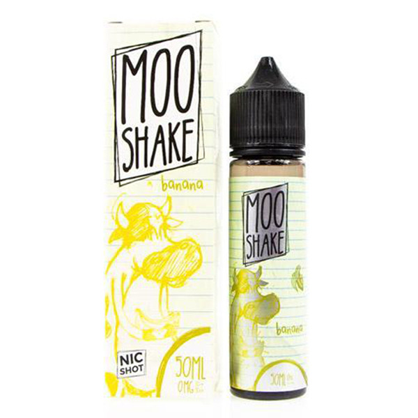 NASTY JUICE MOO SHAKE BANANA
