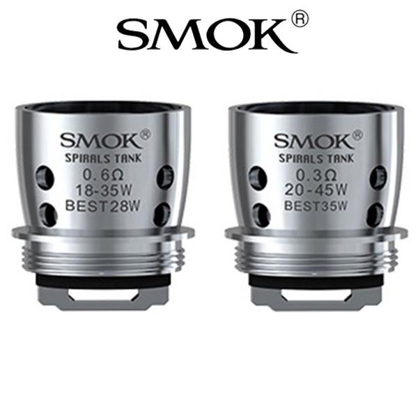 SMOK SPIRALS COIL