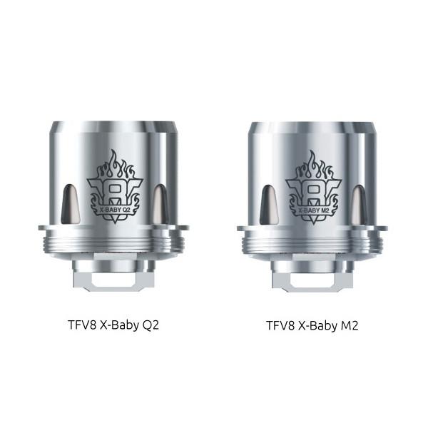 SMOK TFV8 X-BABY COIL
