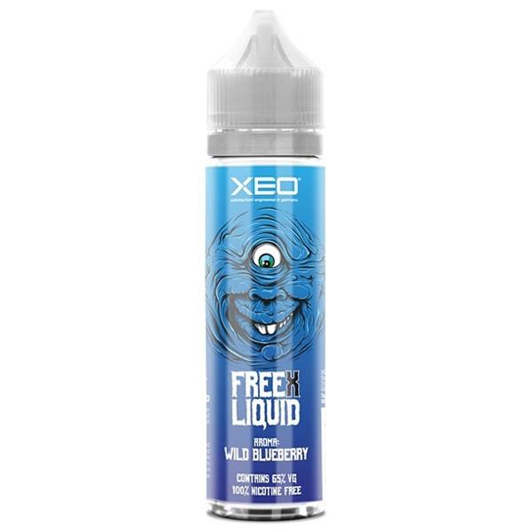XEO FREEX WILD BLUEBERRY