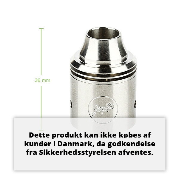 WISMEC RDA INDESTRUCTIBLE REBUILDABLE ATOMIZER