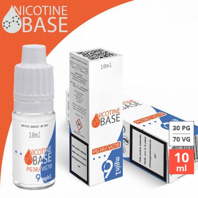 NIKOTIN BASE 30PG / 70VG 10 ML