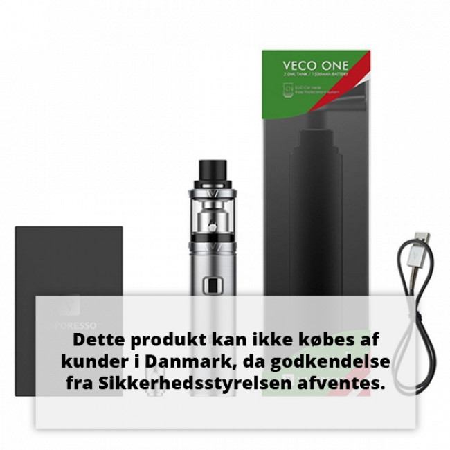 VAPORESSO VECO ONE KIT - 1500MAH