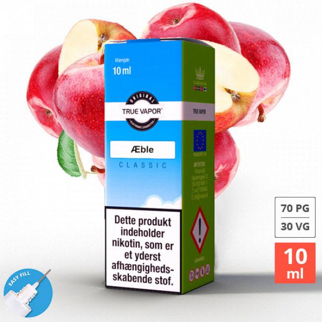 TRUE VAPOR ÆBLE