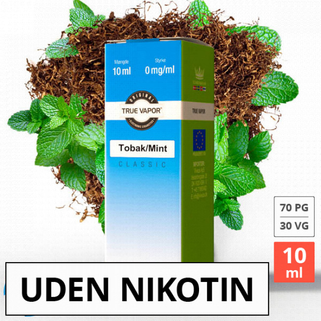 TOBACCO/MINT MIX