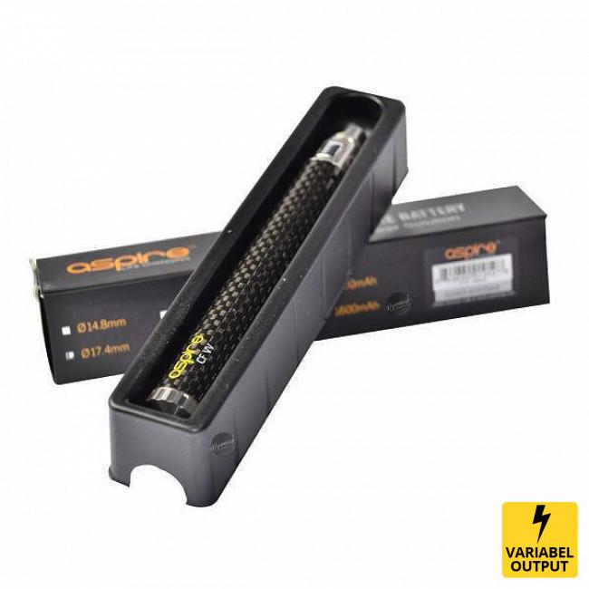 Aspire VV 900/1300/1650 mAh 1