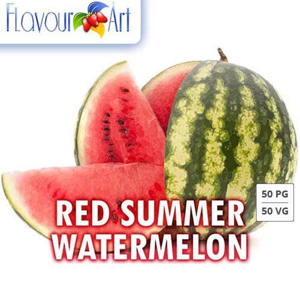 RED SUMMER - FLAVOURART