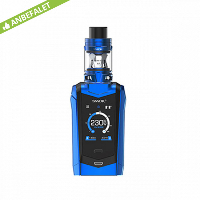 SMOK SPECIES 230W TOUCH SCREEN TC KIT WITH TFV-MINI V2