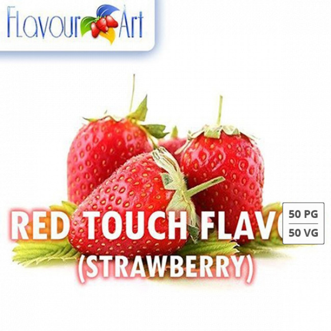 RED TOUCH - FLAVOURART