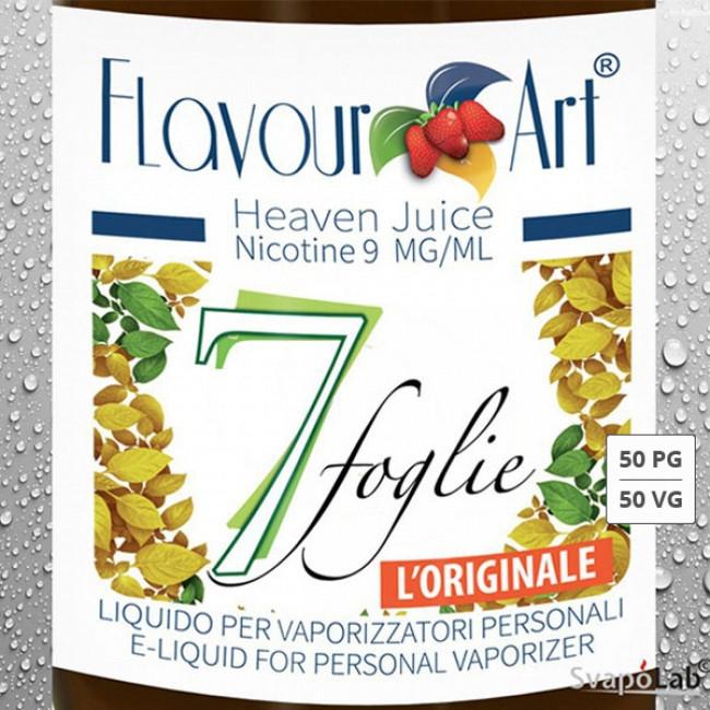 7 FOGLIE - FLAVOURART
