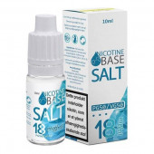 NICOTINE BASE SALT - 10ML