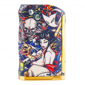 200W ASVAPE MICHAEL TC BOX MOD DEVILS NIGHT EDITION