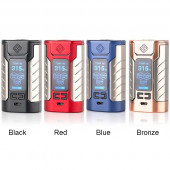 WISMEC SINUOUS FJ200 TC BOX MOD - 4600MAH
