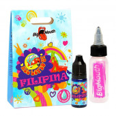 BIG MOUTH ALL LOVED UP FILIPINA AROMA