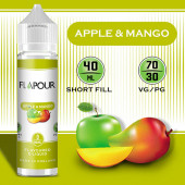 FLAPOUR APPLE AND MANGO