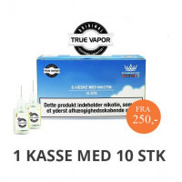 10 stk True Vapor E Juice