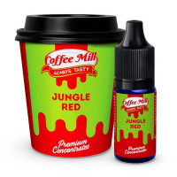 COFFEE MILL JUNGLE RED