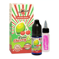 BIG MOUTH RETRO JUICE LIME & CHERRY