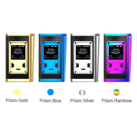 SMOK MAJESTY 225W TC BOX MOD LUXE EDITION CARBON FIBER