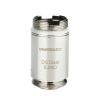 WISMEC DS NOTCH COIL TIL MOTIV