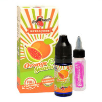 BIG MOUTH RETRO JUICE ORANGE & GUAVA