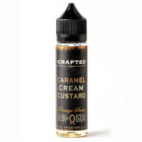 CRAFTED PRESTIGE CARAMEL CREAM CUSTARD