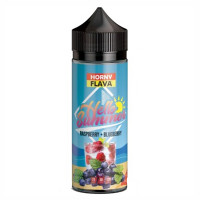 HORNY FLAVA SUMMER RASPBERRY BLUEBERRY
