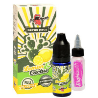 BIG MOUTH RETRO JUICE LEMON AND CACTUS AROMA