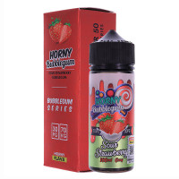 HORNY FLAVA BUBBLEGUM SOUR STRAWBERRY