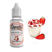 CAPELLA STRAWBERRIES AND CREAM AROMA