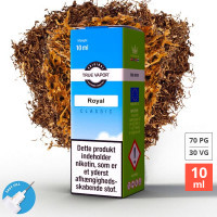 TRUE VAPOR ROYAL TOBACCO