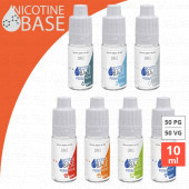 NIKOTIN BASE 50PG / 50VG 10 ML
