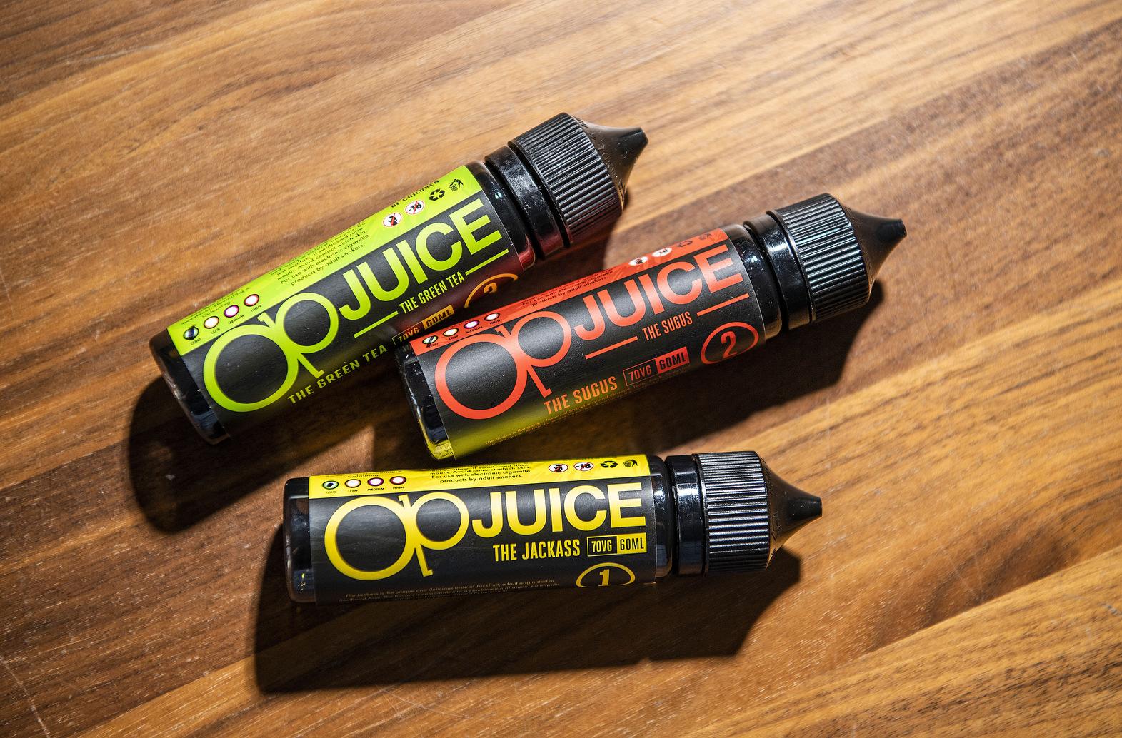 OkayPapa Juice e væske