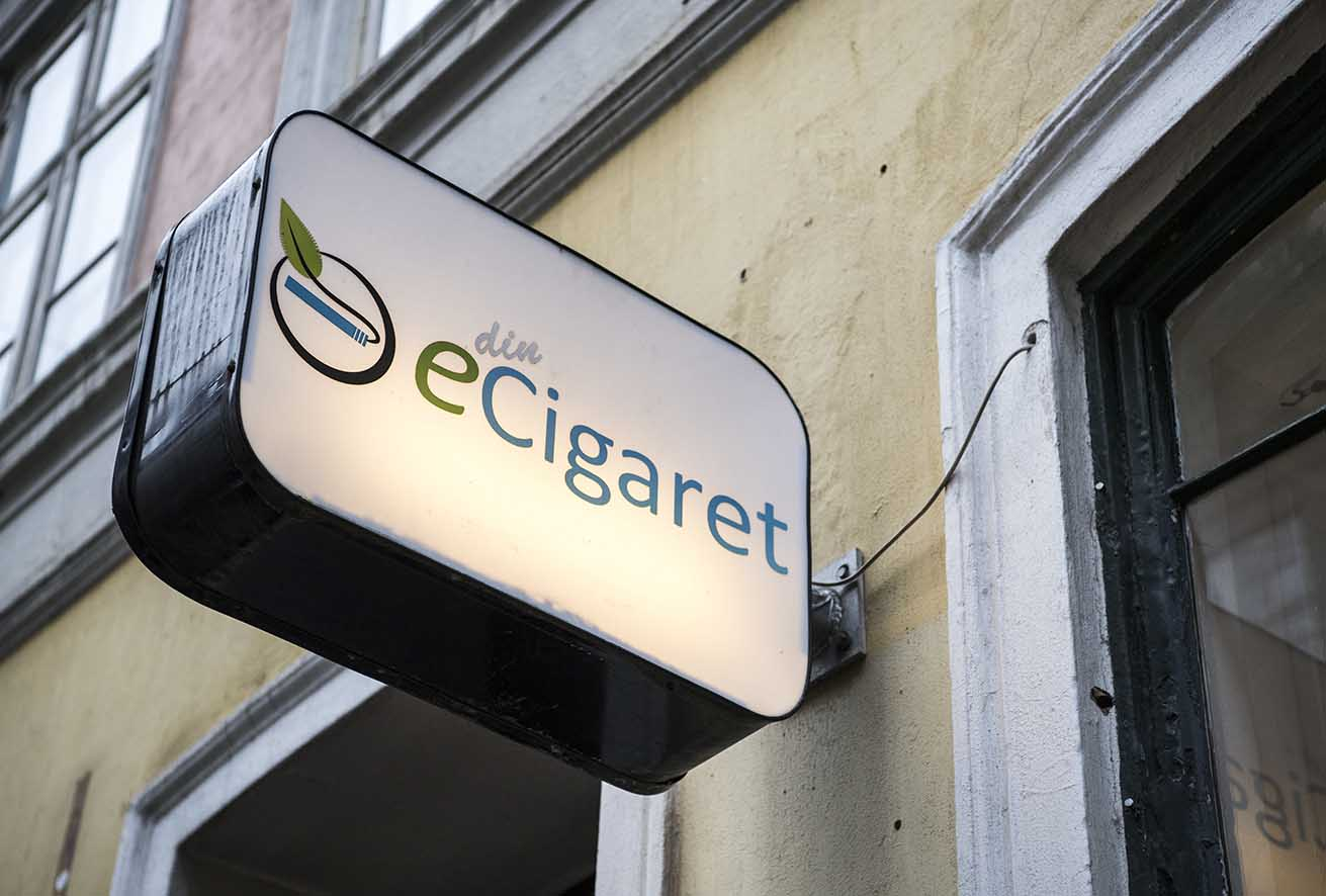 E Cigaret Butik Viborg