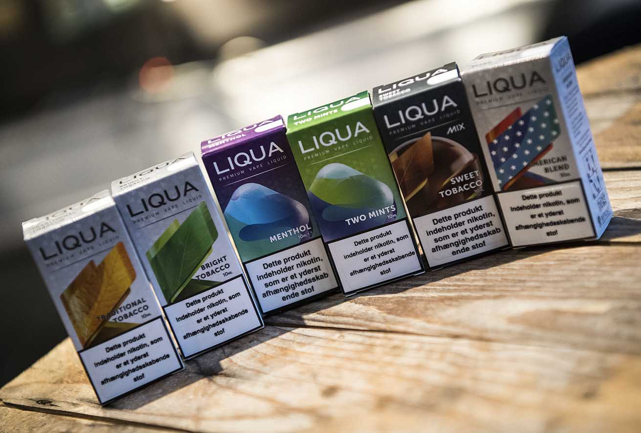 Liqua E Juice