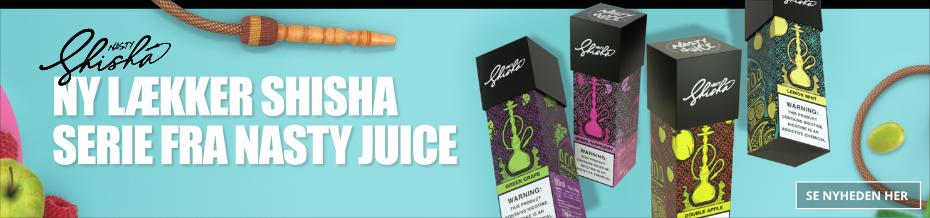 Nasty Juice Shisha