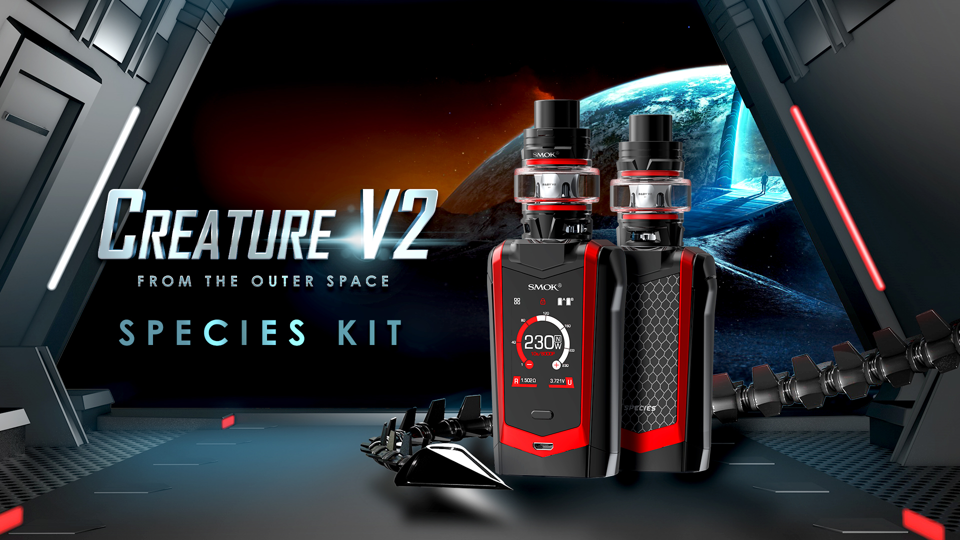 Smok Species V2 230W kit