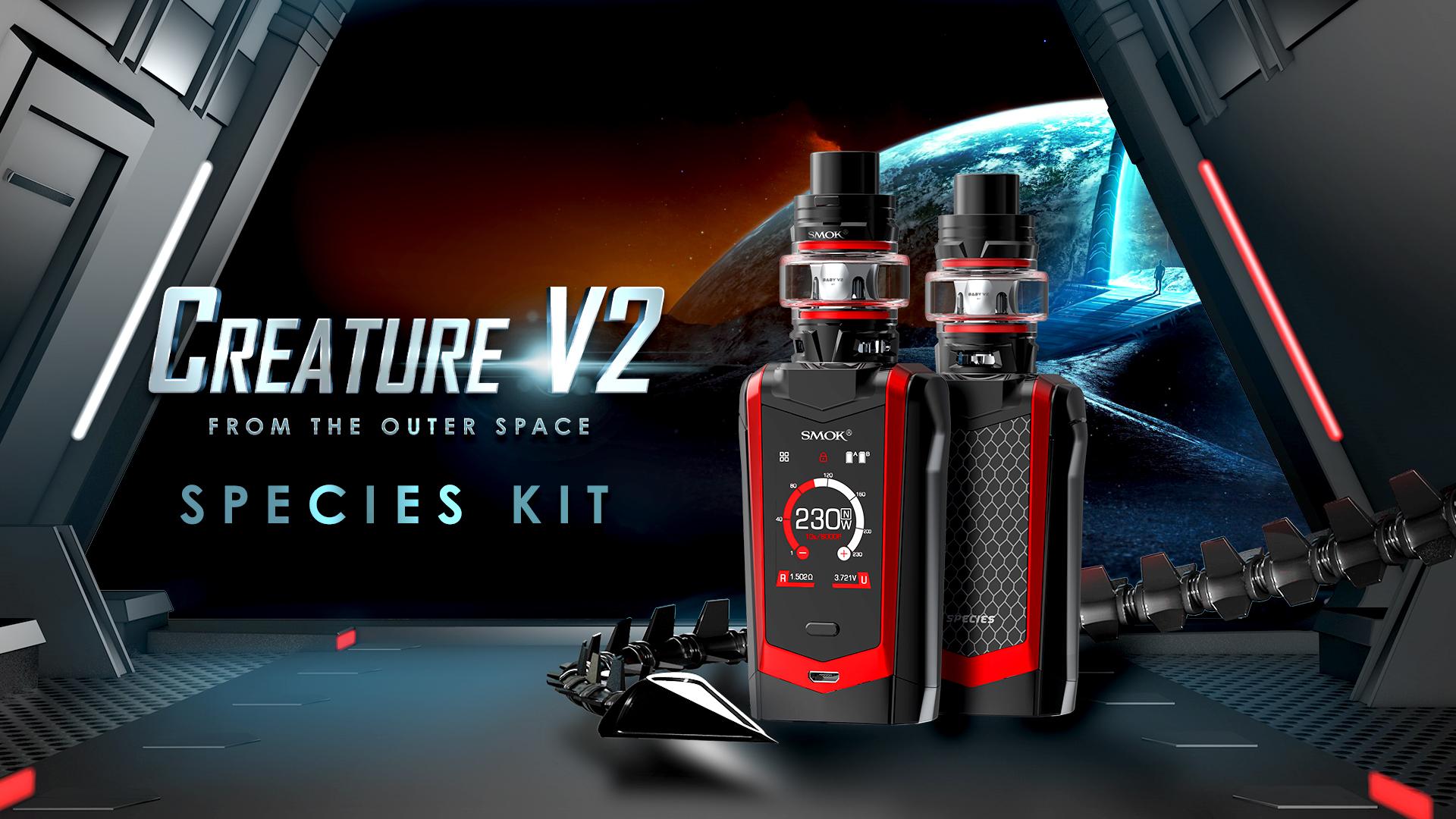 Smok Species V2 230W kit