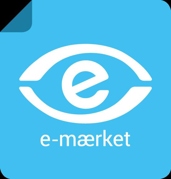 Din eCigaret er e-mærket, hvilket er din garanti for en tryg e-handel